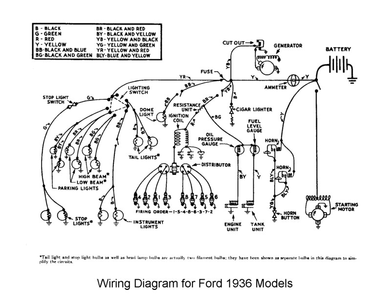 79 Ford Headlight Switch Wiring Schematic Diagram Electronic