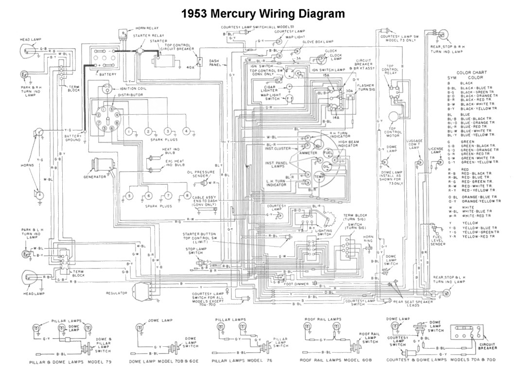 1950 Packard Wiring Diagram Trusted Diagrams For Nash 1949 Chevrolet Computer Motherboard