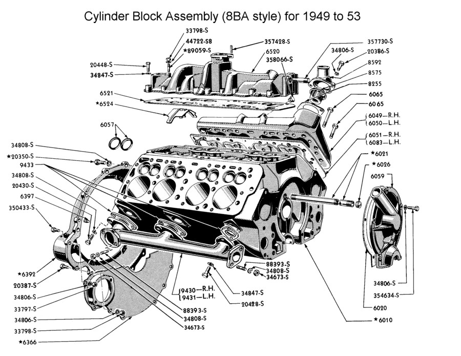 Oil Pan Reseal Cost moreover Honda 2 4l Engine Diagram together with Flathead drawings engines in addition Bmw Engine Shield additionally Toyota Land Cruiser 3 5 1999 Specs And Images. on pontiac grand prix 2000 cam shaft