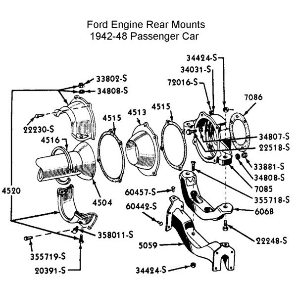Flathead drawings trans on 1953 ford overdrive wiring diagram